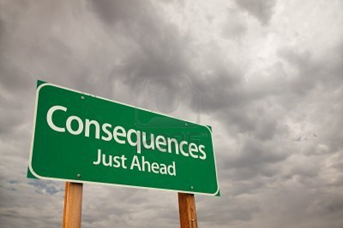 Your Definition in the Nest of Consequence | Life  And Some